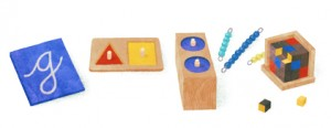 Google's Montessori Tribute
