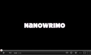 NaNoWriMo - _I am an Author_ - YouTube